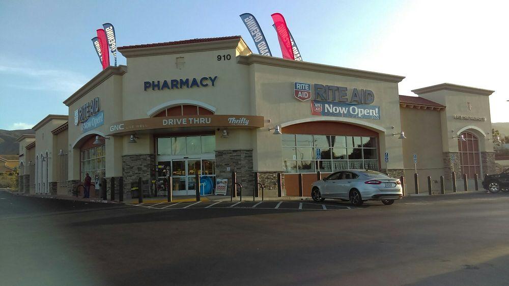 Rite Aid: 910 W Ontario Ave, Corona, CA