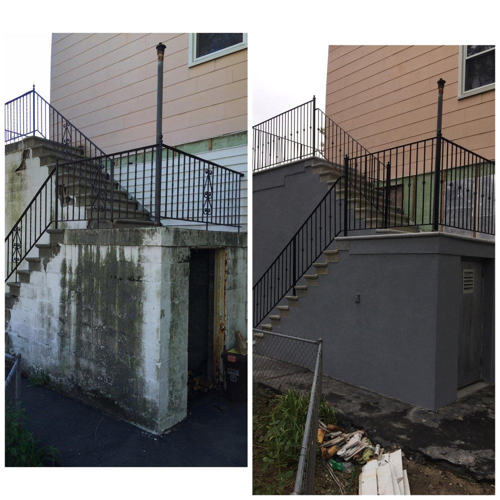 JS Concrete & Masonry: 2916 Middletown Rd, Bronx, NY