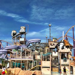 P O Of Six Flags Hurricane Harbor Gurnee Il United States Skull Island
