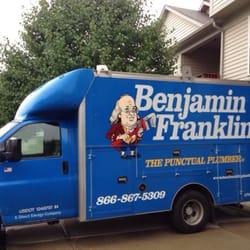 Benjamin Franklin Plumbing 配管工事 5561 West 74th St