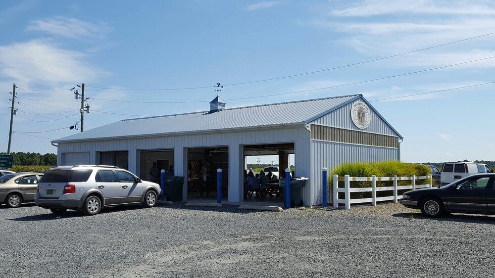 Kiwanis Bar-B-Que Chicken: 4560 Seashore Hwy, Bridgeville, DE