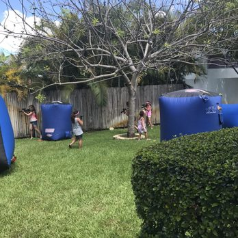 Laser Tag Of Miami Photos Party Event Planning Miami - Backyard laser tag
