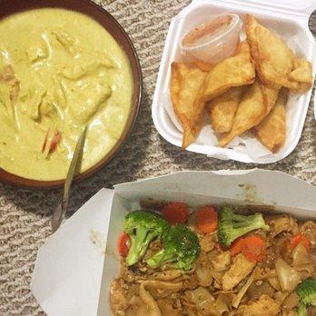 Thai Food Delivery Shoreline