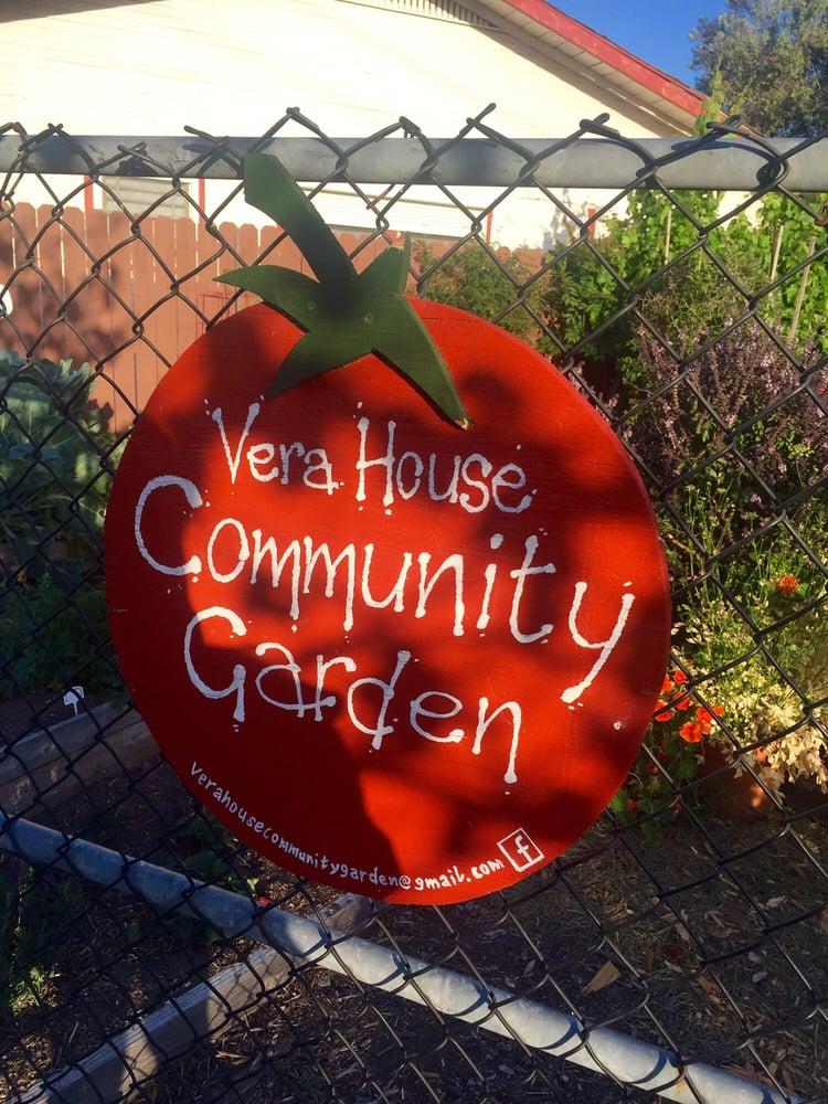 Vera House Community Garden