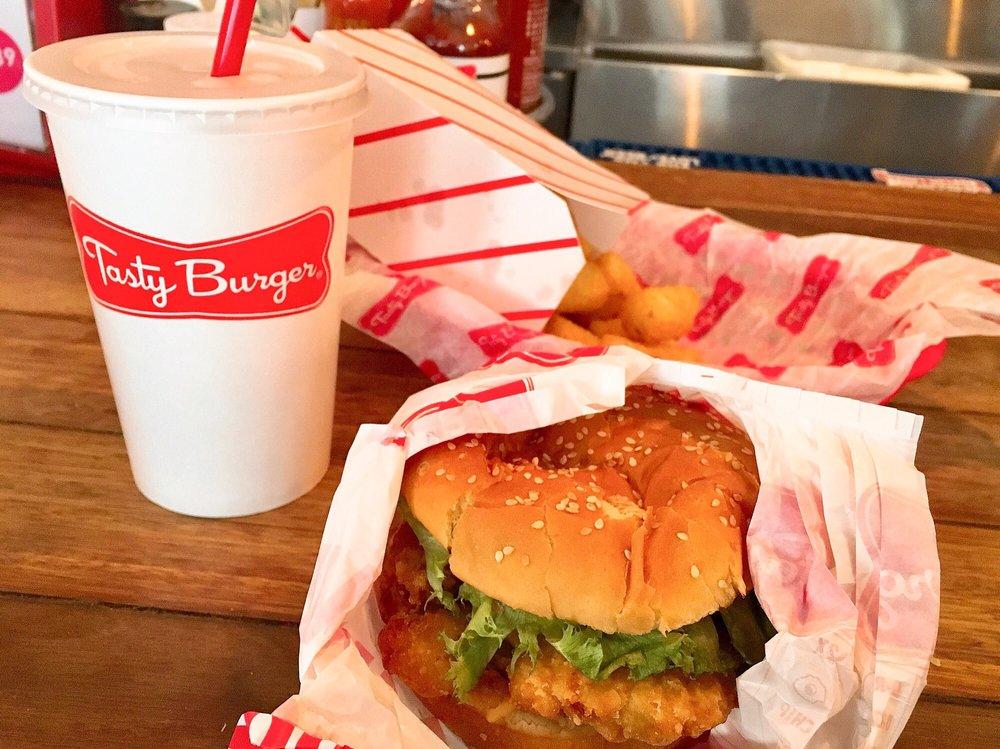 Tasty Burger: 1301 Boylston St, Boston, MA