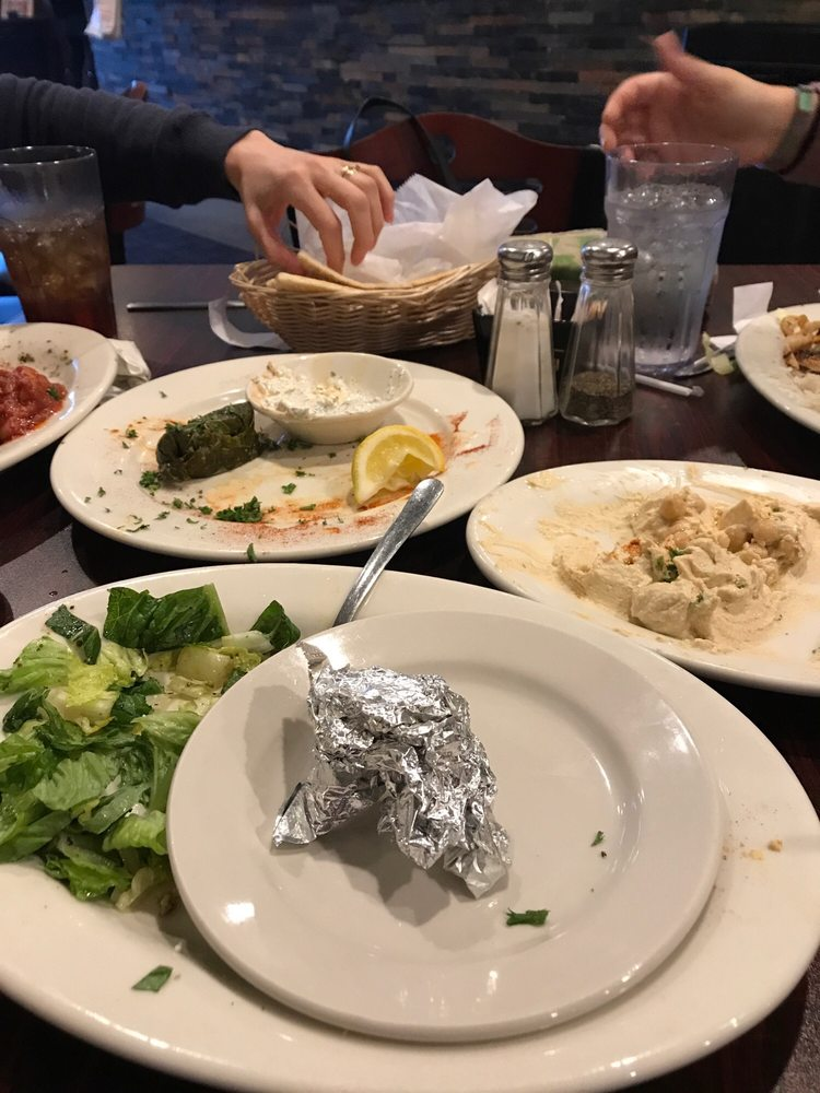 Athenos Greek And Lebanese Cafe: 111 Colony Crossing Way, Madison, MS