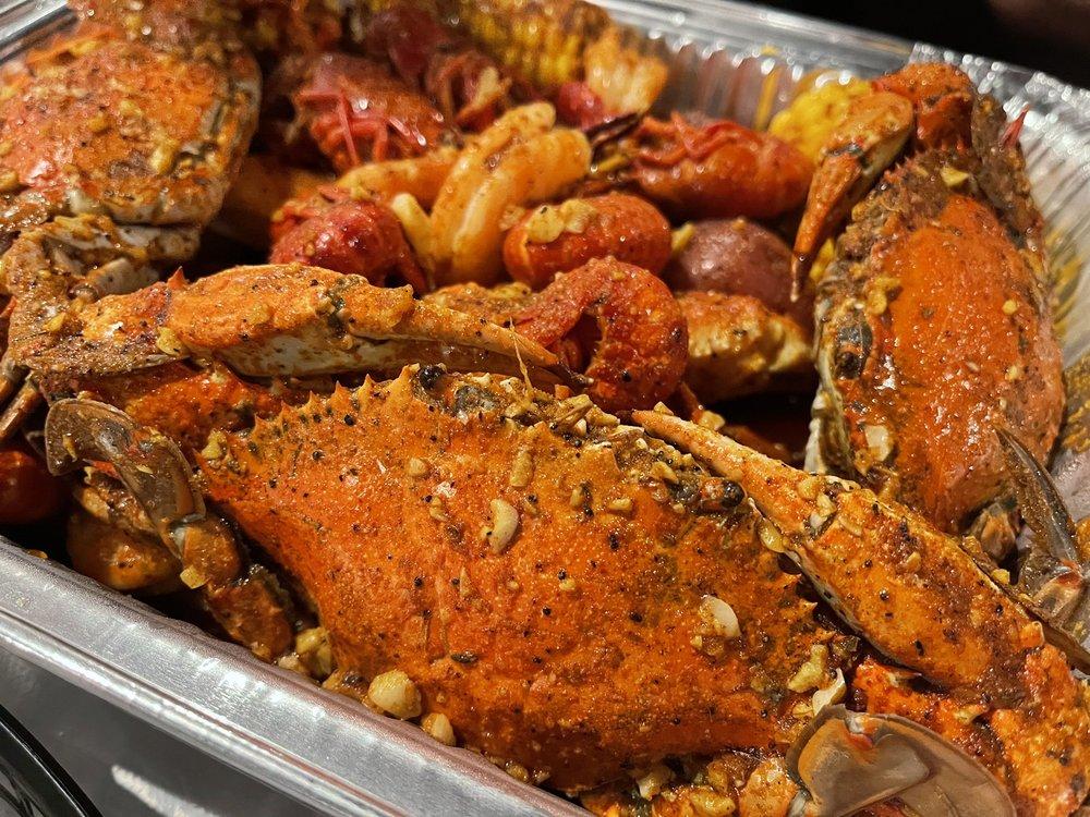 Hot N Crazy Crab
