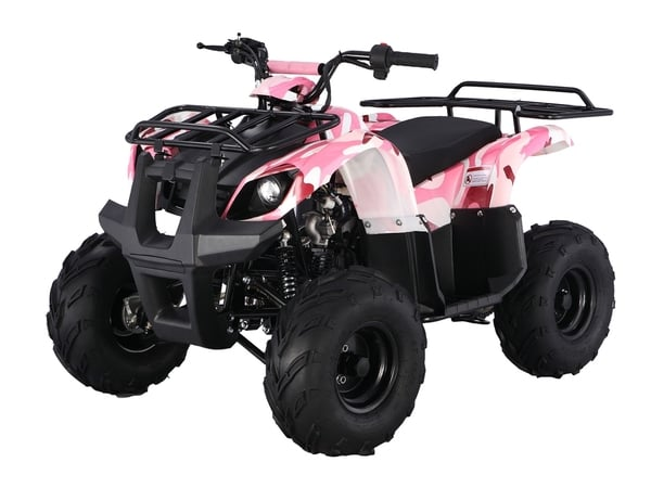 KIDS 125CC RX5 , ADJUSTABLE SPEED SCREW, REMOTE KILL SWITCH