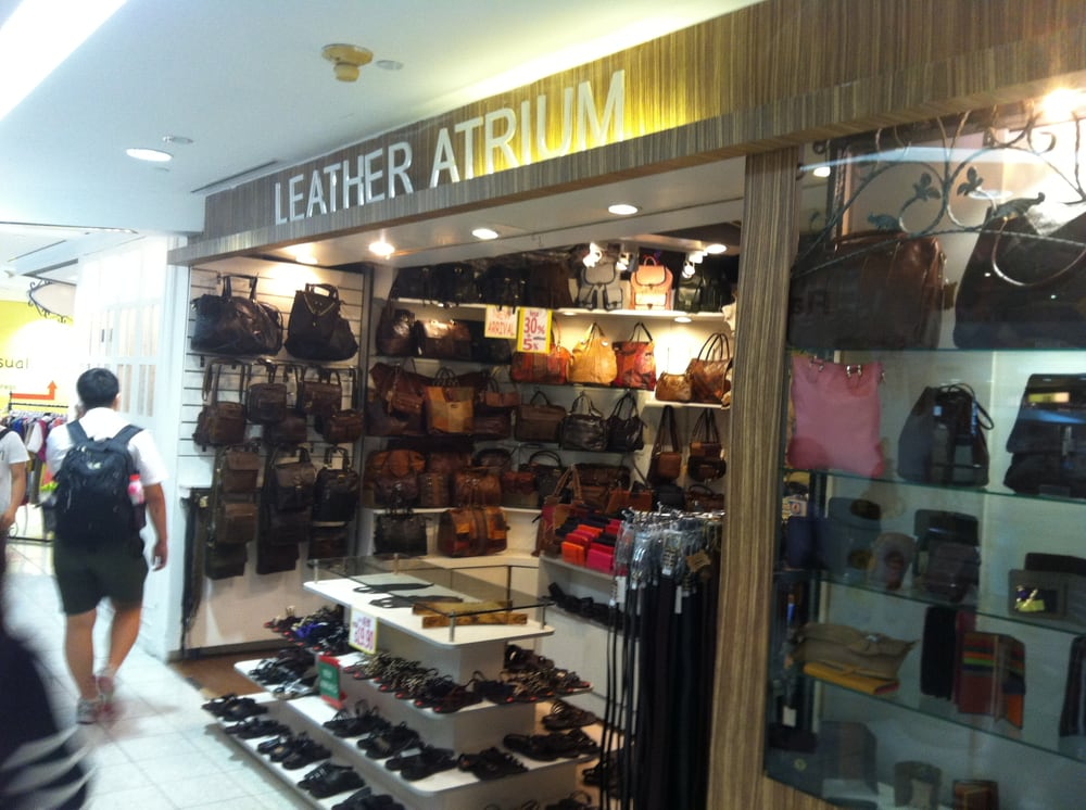 Leather Atrium