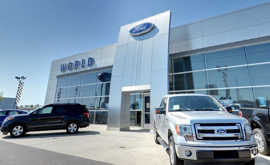 World Ford Pensacola - 30 Photos & 59 Reviews - Car Dealers