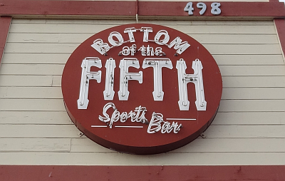 Bottom of the Fifth Sports Bar and Grill: 498 Military E, Benicia, CA
