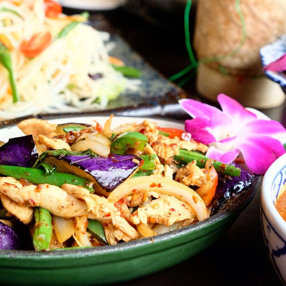 Monkey Thai Restaurant & Bar