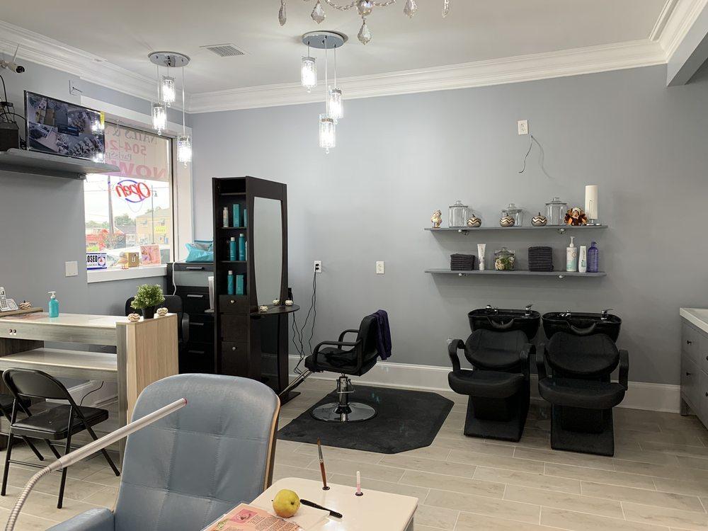 Paris Nails & Salon Spa: 1102 Friscoville Ave, Arabi, LA