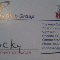 Aaa Auto Club South Travel Services 783 Orlando Ave Winter Park Fl Phone Number Yelp
