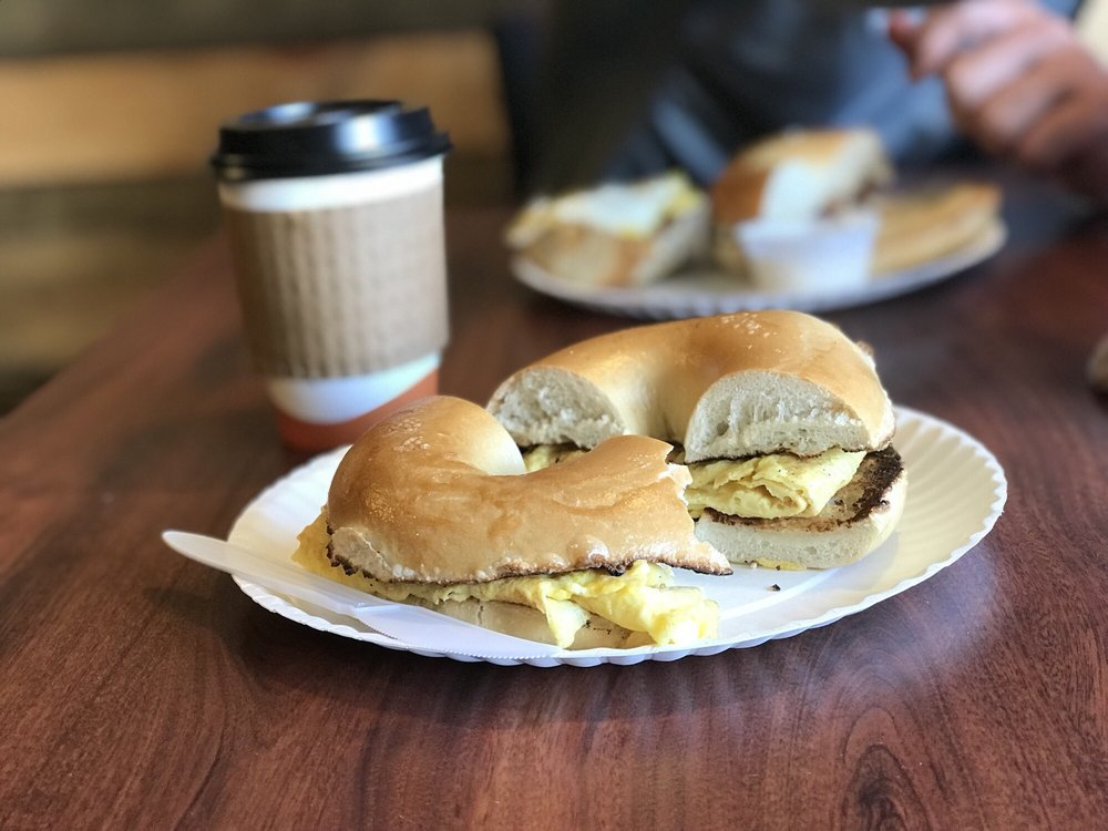 Lox of Bagels: 3103 Rt 9 W, Saugerties, NY