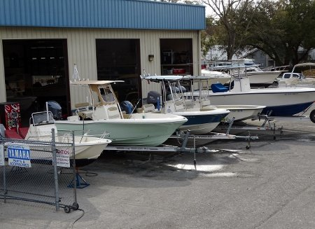Cape Fear Rv Amp Marine Boat Repair 7722 Market St