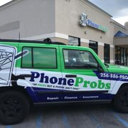 Phone probs scottsboro