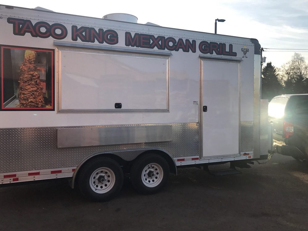 Taco King Mexican Grill: Portland, OR