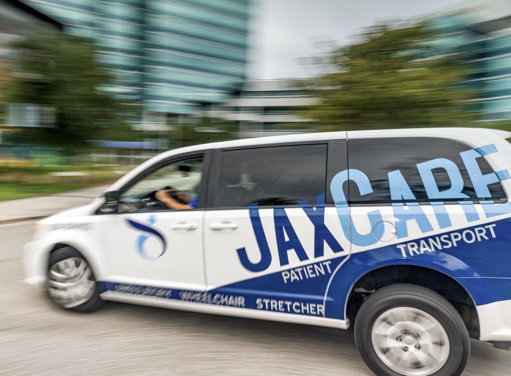 Jax Patient Care Transport: 1501 Riverplace Blvd, Jacksonville, FL