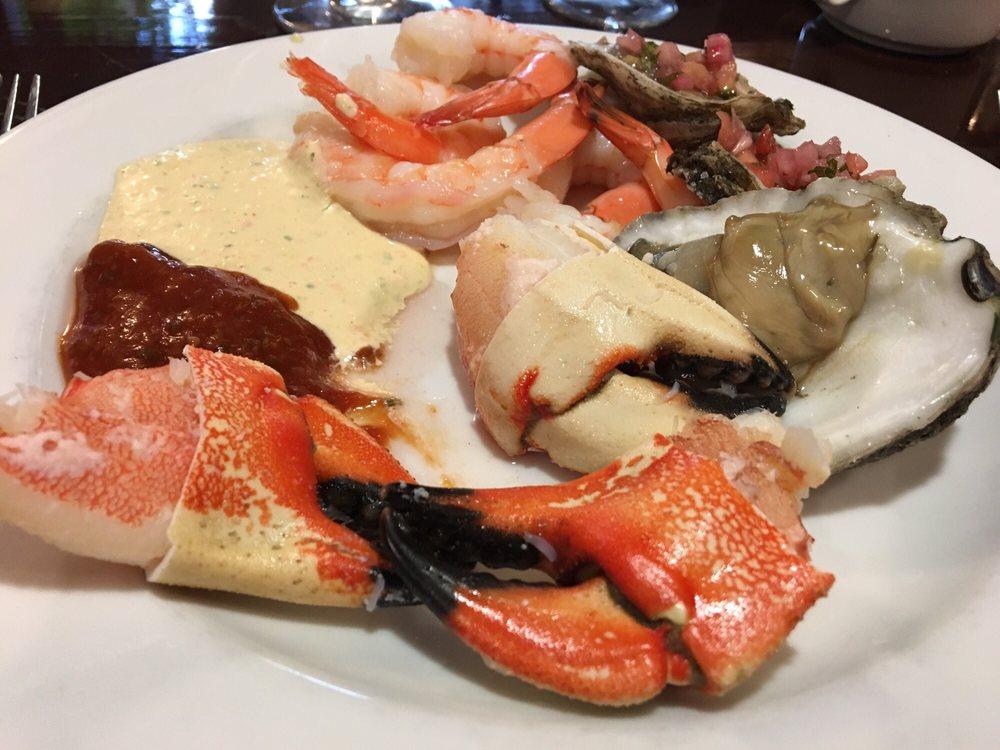 Stone Crabs Jumbo Shrimp Raw Oysters Raw Clams Smoked Salmon Yelp
