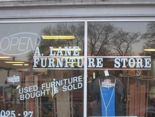 A Lane Furniture Store Lukket M Belbutikker 1025 Market St Harrisburg Pa Usa