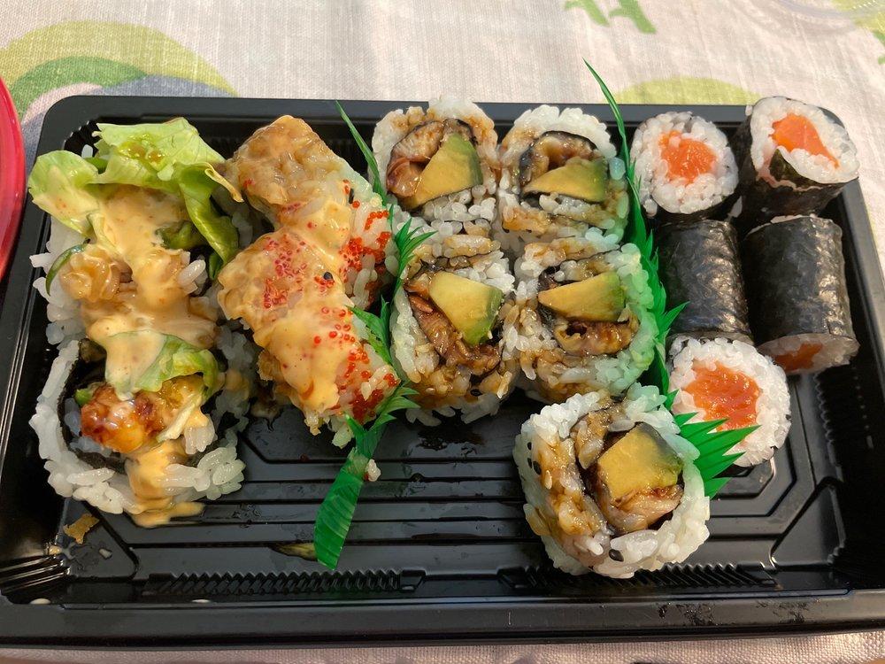 Sam's Express Sushi & Grill: 8750 Santa Fe Dr, Overland Park, KS
