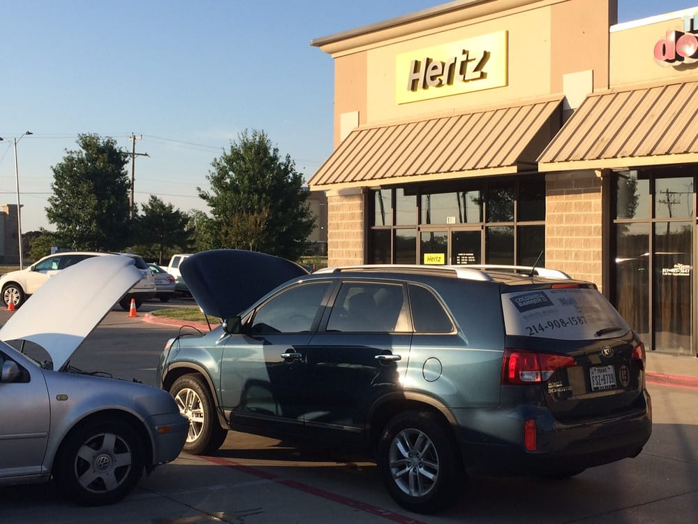 Hertz Rent A Car Arlington Tx