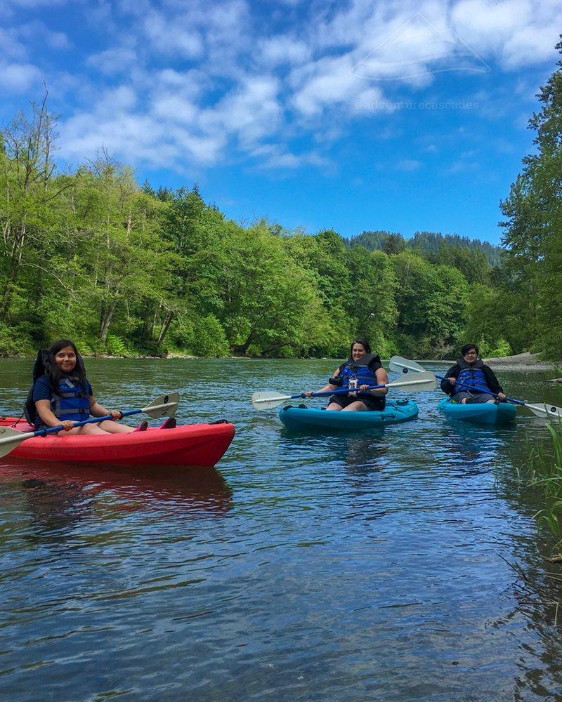 Adventure Cascades: 120 E Burke, Arlington, WA