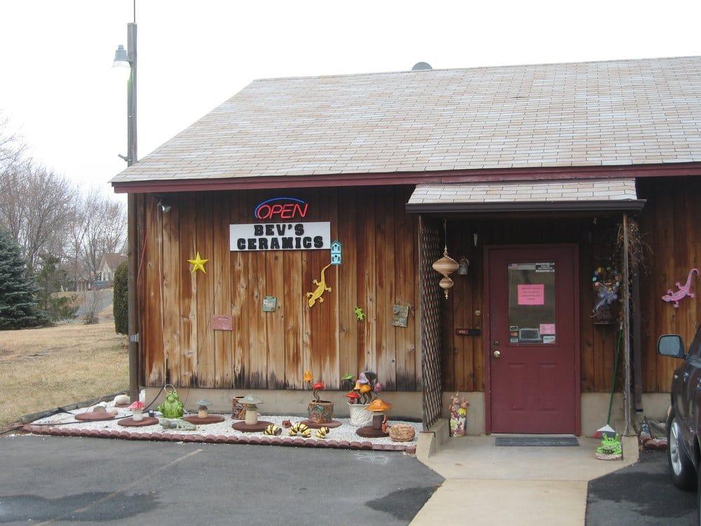 Bev's Ceramics: 3503 James Madison Hwy, Haymarket, VA