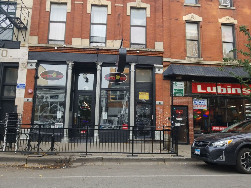 Little Olive Lounge: 1540 N Milwaukee Ave, Chicago, IL