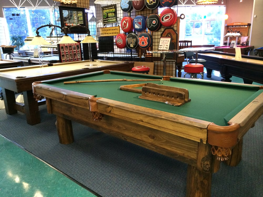Photo Of Atlantic Spas And Billiards   Raleigh, NC, United States. Rustic  Style