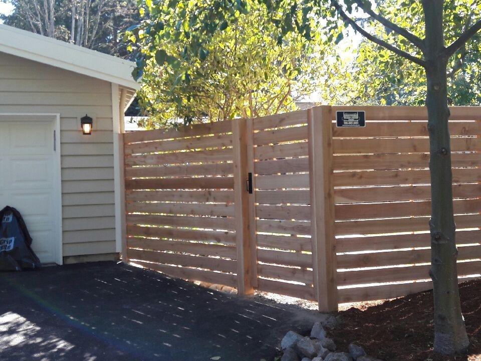 Holman's Custom Fencing: Woodinville, WA