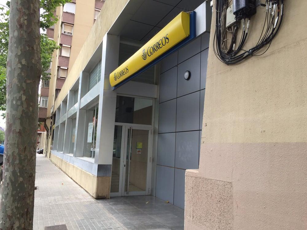 Oficina de correos oficinas de correos rambla de for Oficinas ups madrid