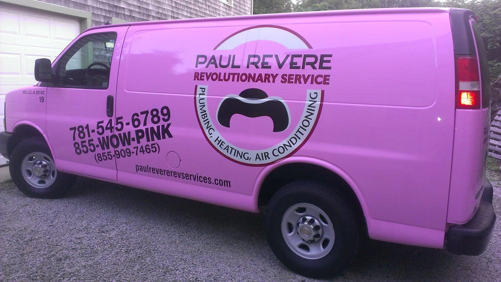 Paul Revere Revolutionary Service: Scituate, MA