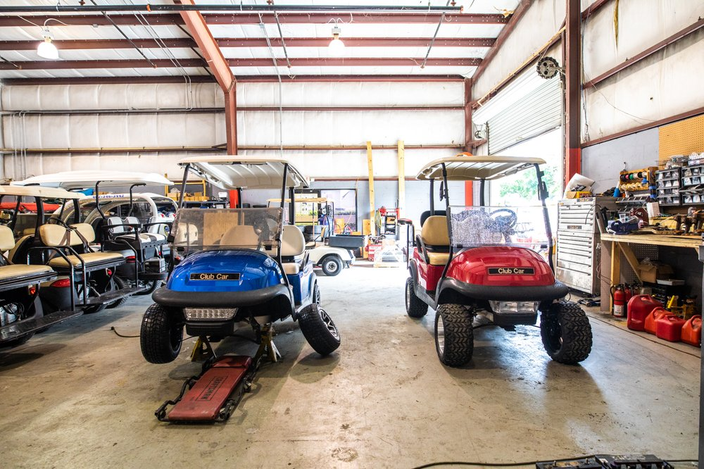 The Golf Cart Company: 13649 Granville Ave, Clermont, FL