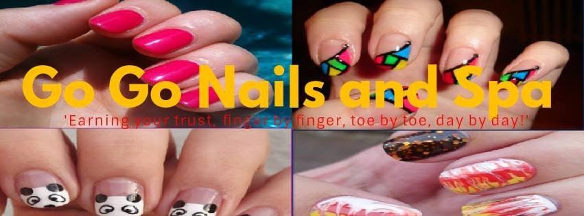 Go Go Nails and Spa: 3127 Lee Hwy, Bristol, VA