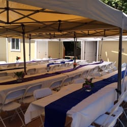 McGee's – The Company specializes in marquee hire, equipment hire
