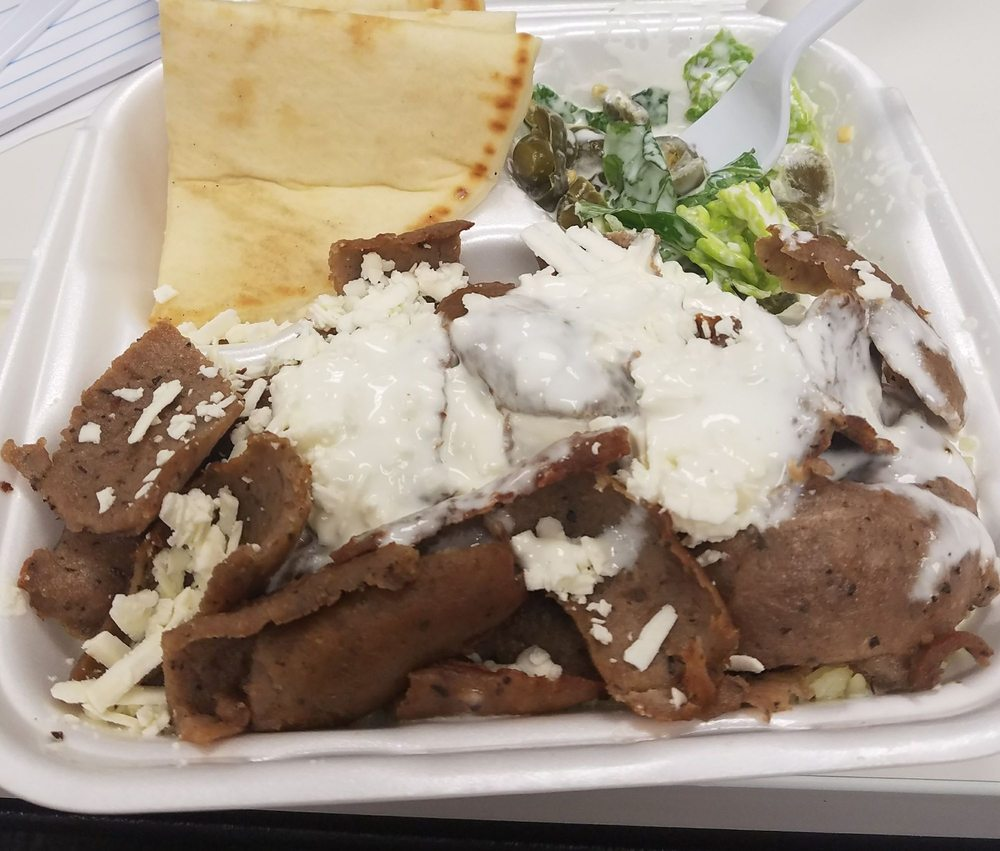 Greek Cafe Grill: 2441 Old Fort Pkwy, Murfreesboro, TN
