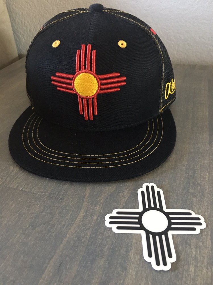 Zia Snapback Hat And The Free Decal I Got With My Purchase Yelp