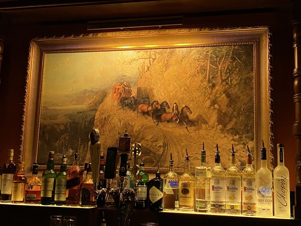 Lobby Bar: Furnace Creek Inn, Death Valley, CA