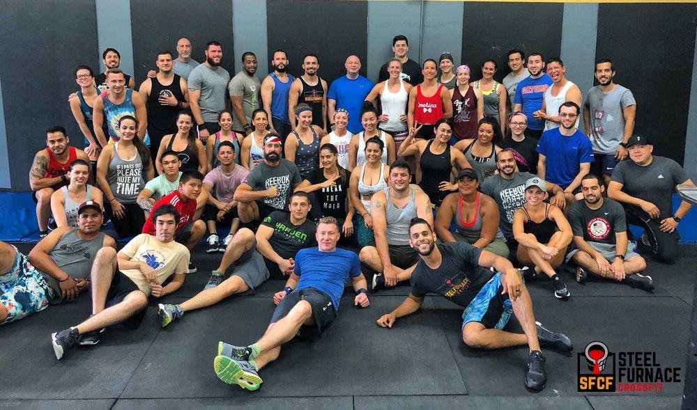 Steel Furnace CrossFit: 701 S Kirkman Rd, Orlando, FL