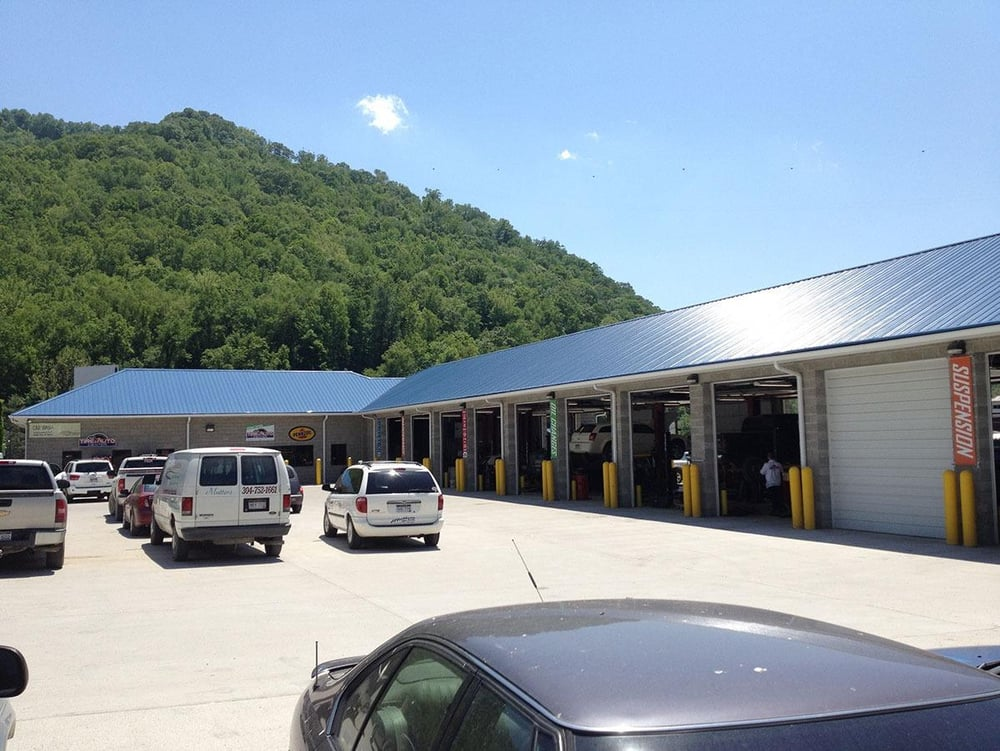EMS Tire Pros Auto Center: 170 Stollings Ave, Logan, WV