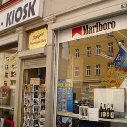 sp ti kiosk kiosk sp tkauf danziger str 8 prenzlauer berg berlin deutschland yelp. Black Bedroom Furniture Sets. Home Design Ideas