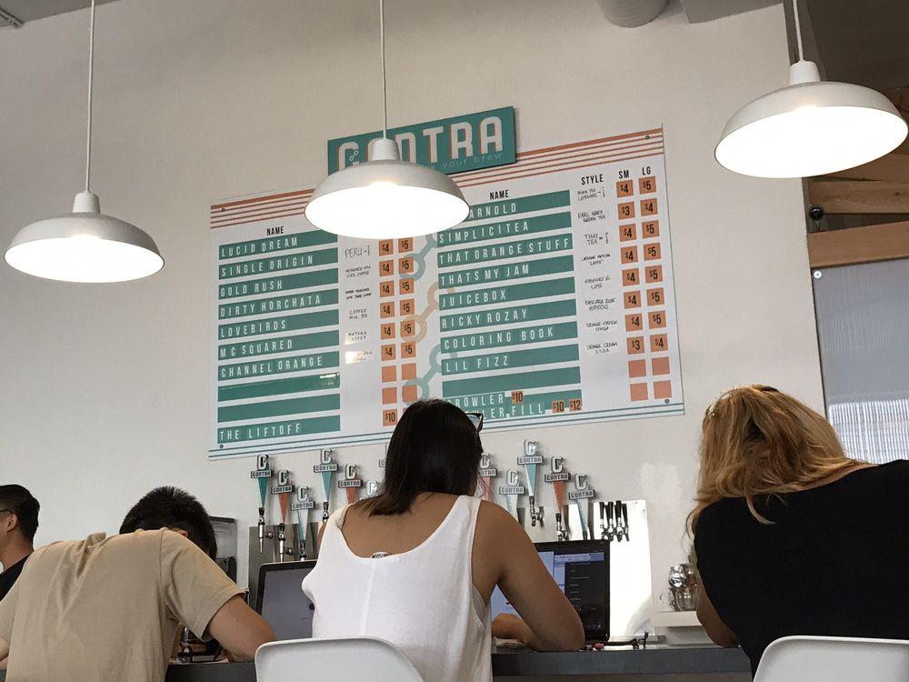 Contra Coffee & Tea - 453 Photos & 315 Reviews - Coffee & Tea - 115