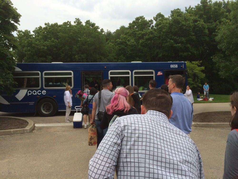 Shuttle From Botanical Garden Free 20 Bucks If You Park