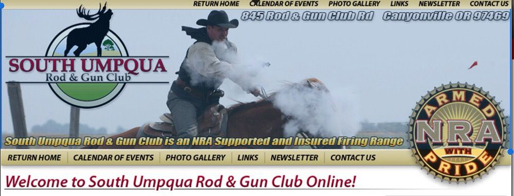 South Umpqua Rod and Gun Club: 845 Rod And Gun Club Rd, Riddle, OR