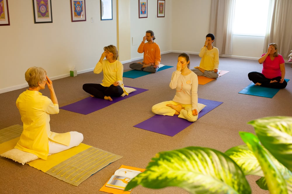 Yoga In Daily Life: 25-33 154th St, Flushing, NY