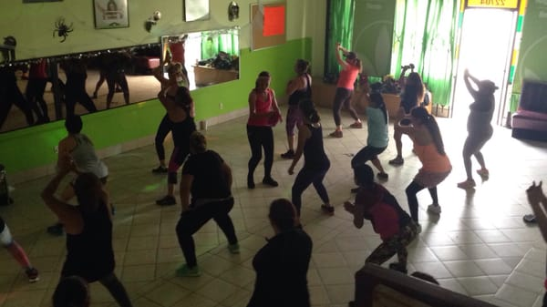 Herbalife Fitness Club – Guiler Workout