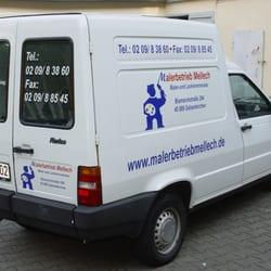 Maler Gelsenkirchen malerbetrieb marc mellech maler goethestr 23 gelsenkirchen