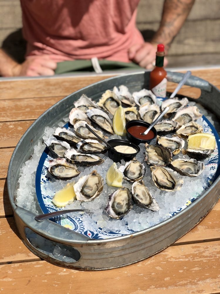 Clausen Oysters: 66234 N Bay Rd, North Bend, OR